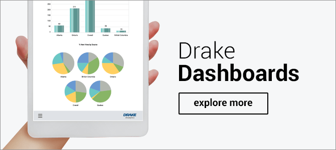 Drake Dashboards